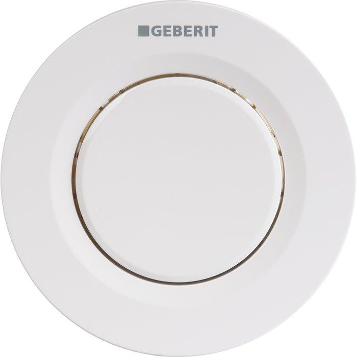 Bouton poussoir WC - Pour réservoir dissimulé-1