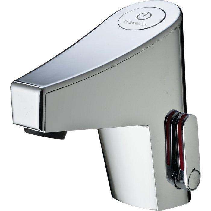 Mitigeur temporisée lavabo Touch