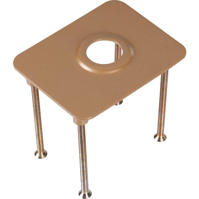 Contre-plaque - Pour verrou Zenith - Diamètre 23 mm-1