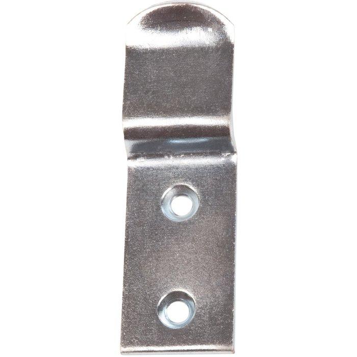 Support seul pour volet - Dimension 80 x 25 mm
