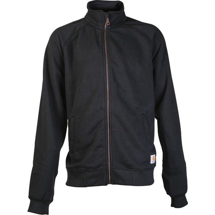 Veste de travail K350 - Col montant - Coton / Polyester - Noir