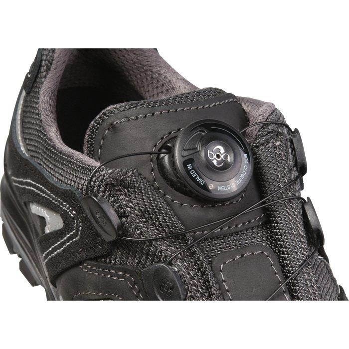 Chaussures basses de sécurité - Système laçage rapide Boa® - Cuir-3