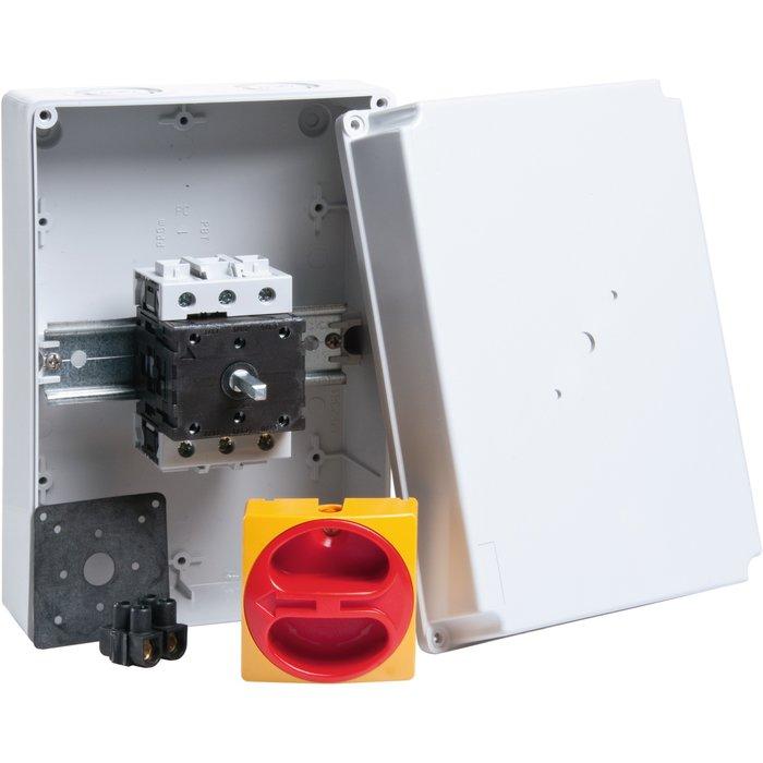 Interrupteur de proximité - Tripolaire - Intensité 40 A-2