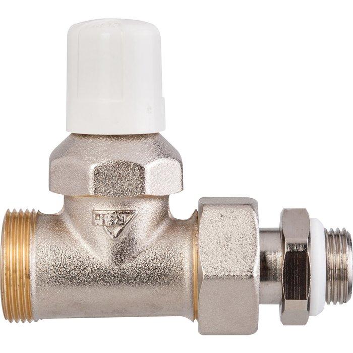Té de réglage pour radiateur - Mâle-1