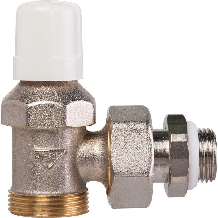 Coude de réglage pour radiateur - Mâle-1