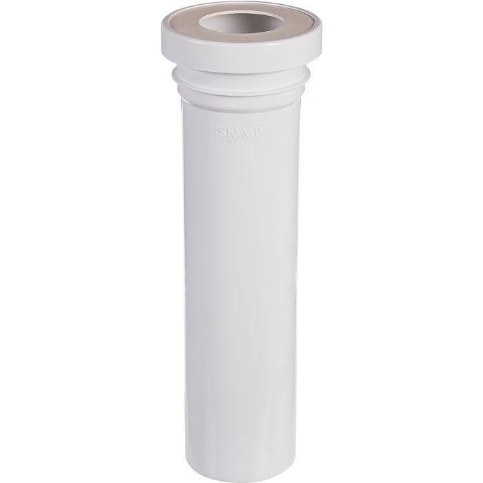 Pipe WC longue - Évacuation horizontale-1