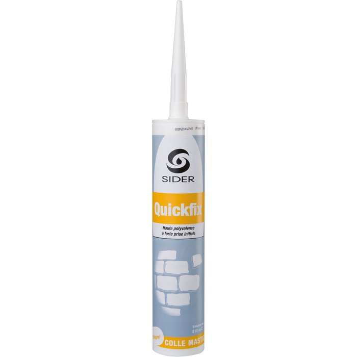Mastic-colle universelle Quickfix