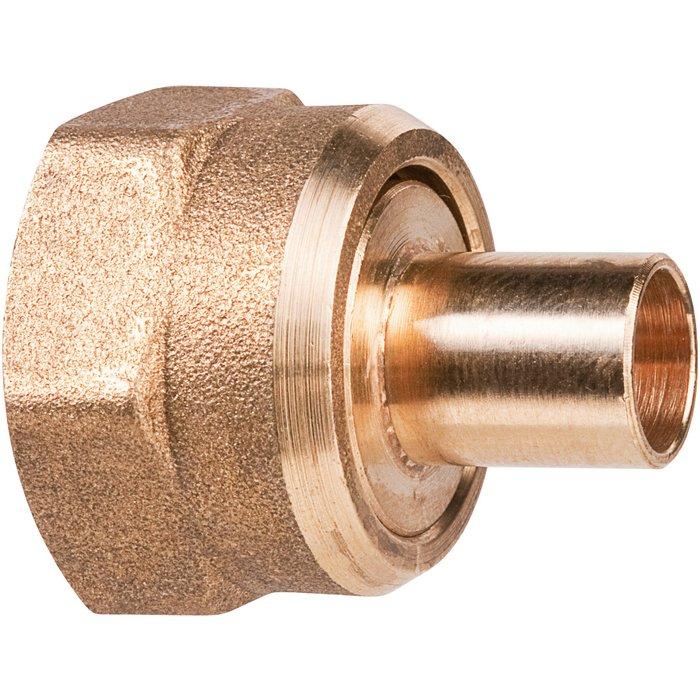 Raccord 2 pièces - Spécial gaz butane et propane -  Filetage métrique 20 x 150 mm