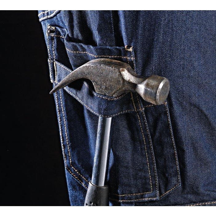Jean de travail multi-poches Stanmore-3