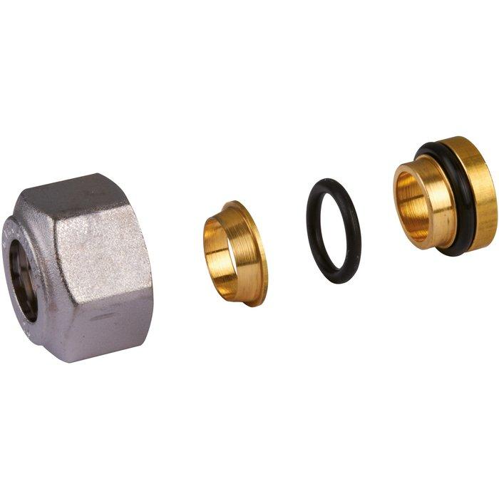Adaptateur cuivre pour collecteur R178-2