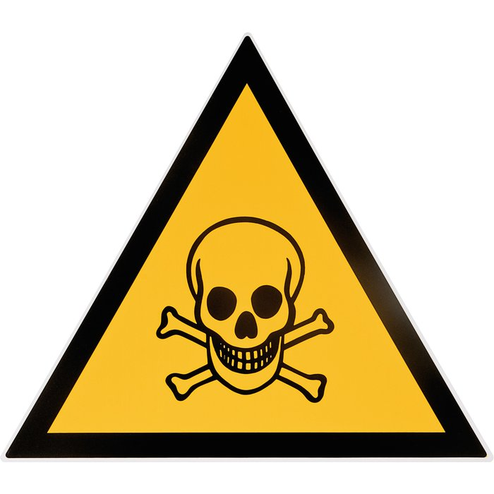 Panneau d'avertissement de danger-2