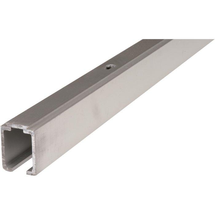 Rail de porte coulissante SAF - Capacité 120 kg