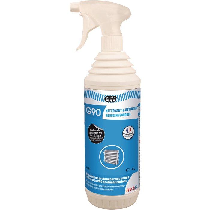 Nettoyant désinfectant - Spécial unités extérieures de climatisation-1