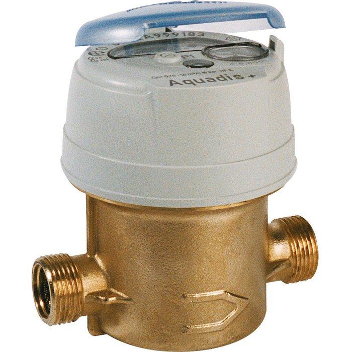 Compteur d'eau divisionnaire volumétrique Aquadis+ - Eau froide