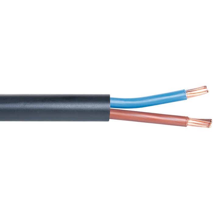 Câble industriel U 1000 R2V - Rigide - Courant fort