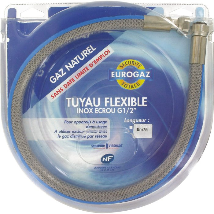 Flexible gaz naturel - Durée de vie illimitée-3