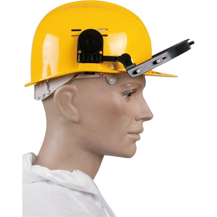 Support d'écran pour casque de chantier-2