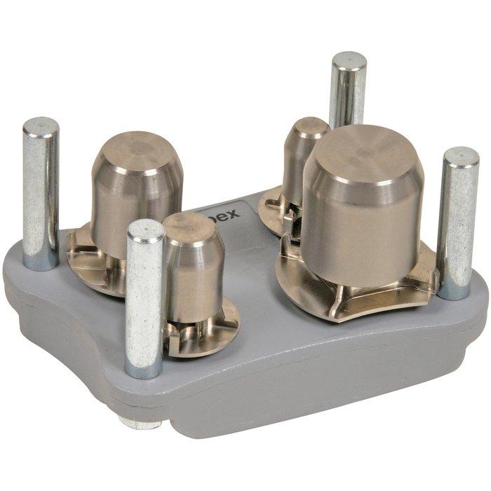 Outil de calibrage et chanfrein pour tube multicouche