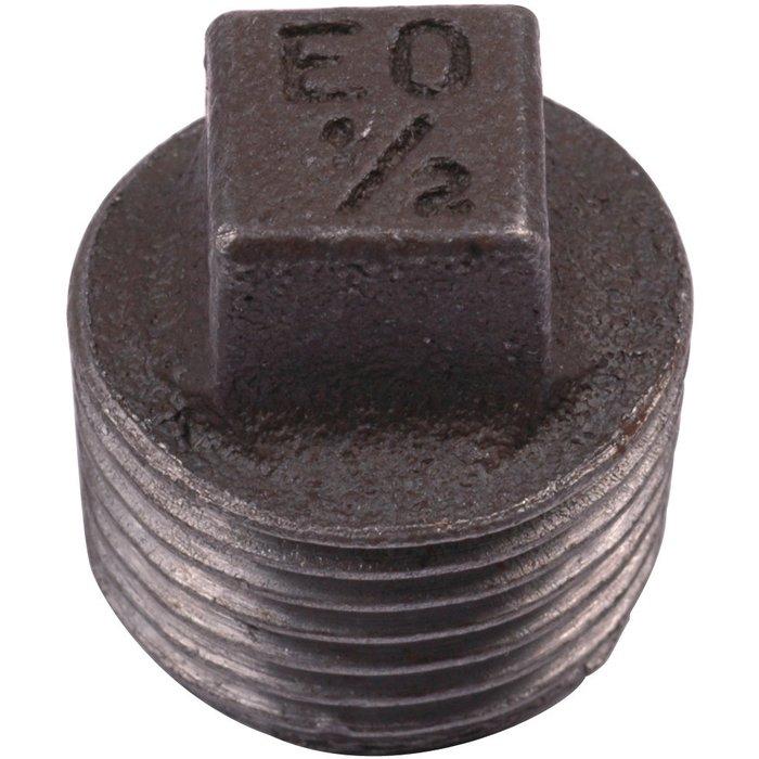 Bouchon - Fonte noire - Mâle - 291-1