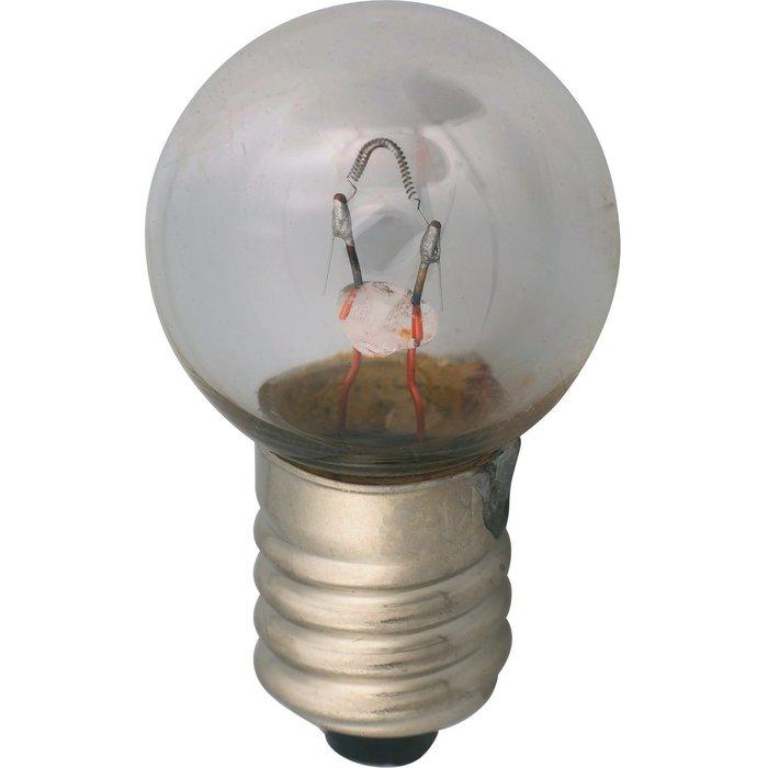 Ampoule halogène principale - Pour bloc lumineux - Culot E10-2