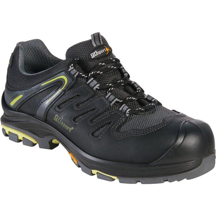 Chaussures basses de sécurité Hiker - Cuir-1
