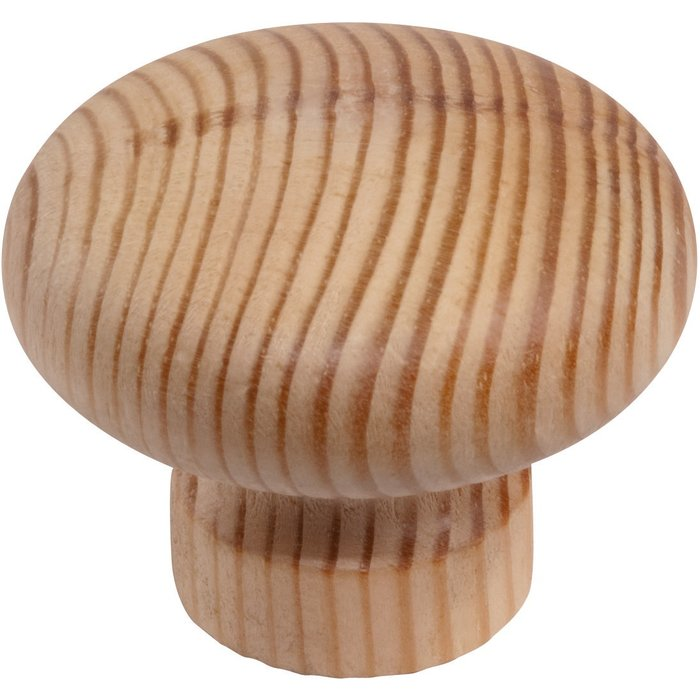Bouton pin brut
