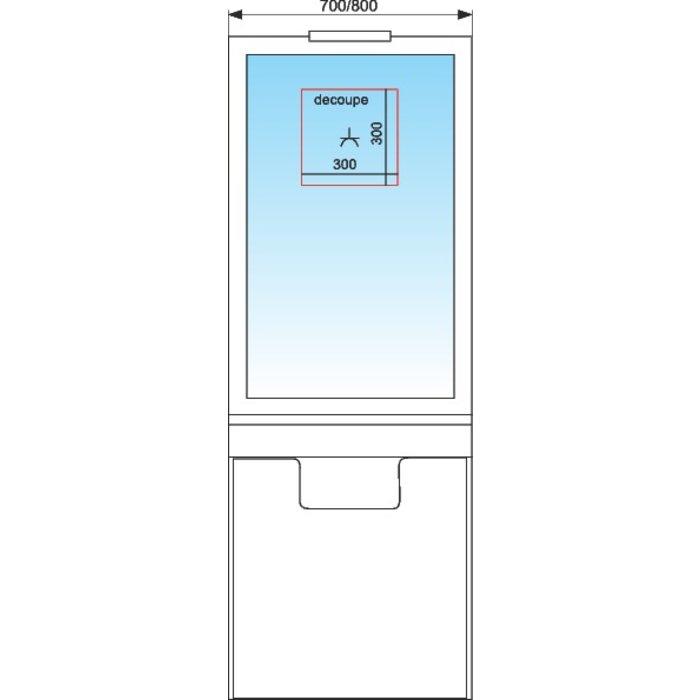 Meuble salle de bain Altéa-2