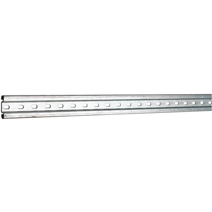 Rail de coulissage plat - Capacité 50 kg - Longueur 2 m