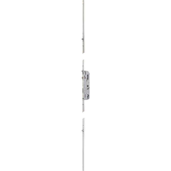 Crémone de sûreté à verrouillage automatique 20000R - 4 points - Longueur 2,1 m
