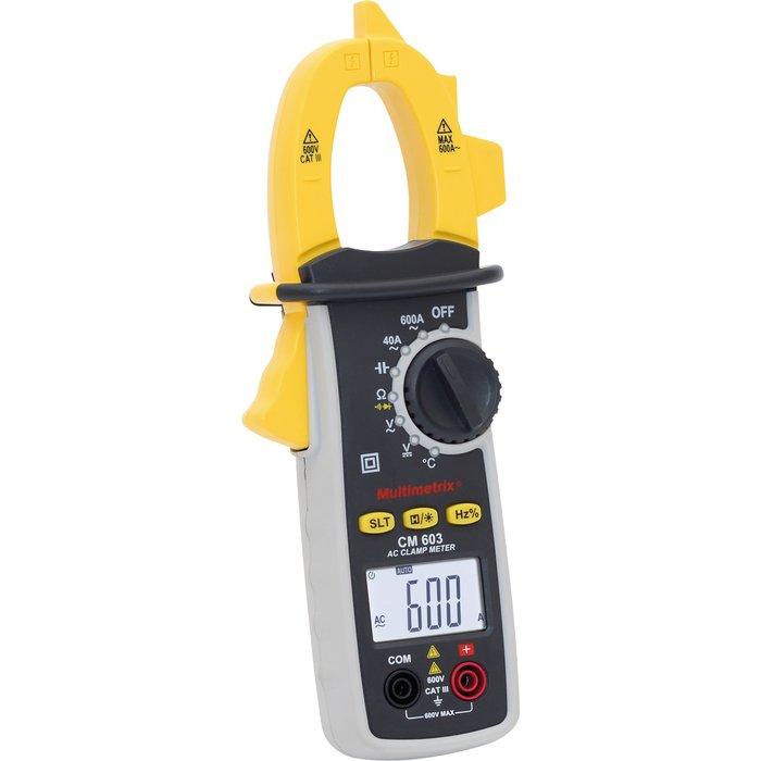 Pince multimètre CM 603