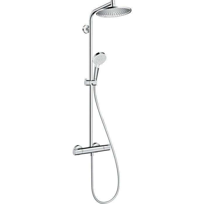 Colonne de douche - Showerpipe - Crometta