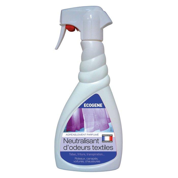 Destructeur d'odeurs tout textile - Vaporisateur - Contenance 500 ml-3