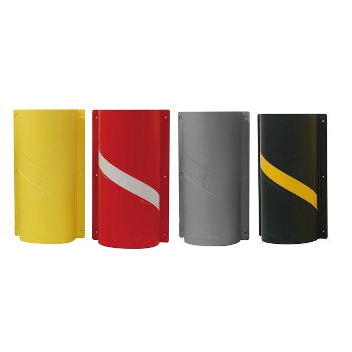 Protège-conduit - Omégom - Noir et jaune