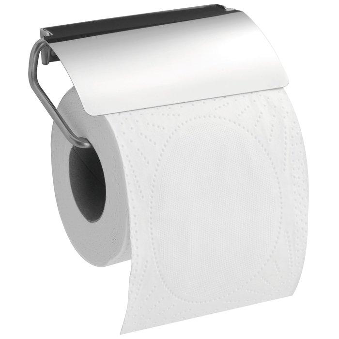 Porte-papier toilette - Inox