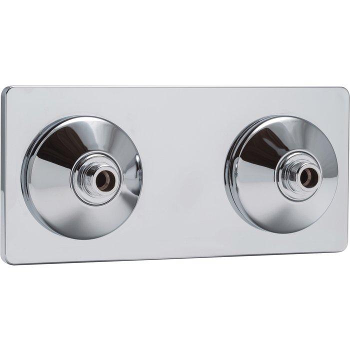 Platine de fixation lavabo - R-Fix