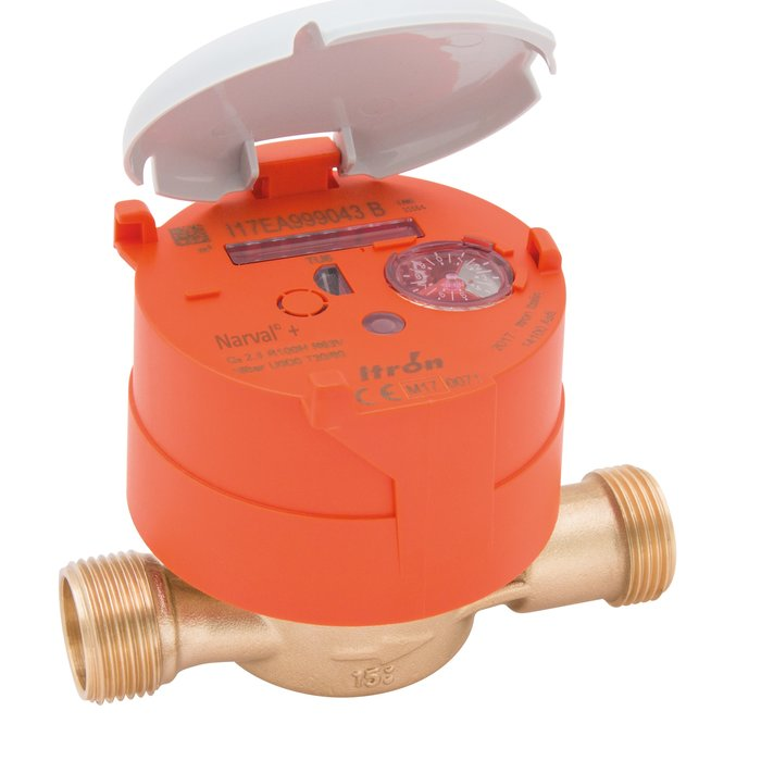 Compteur d'eau communiquant divisionnaire Narval +-2
