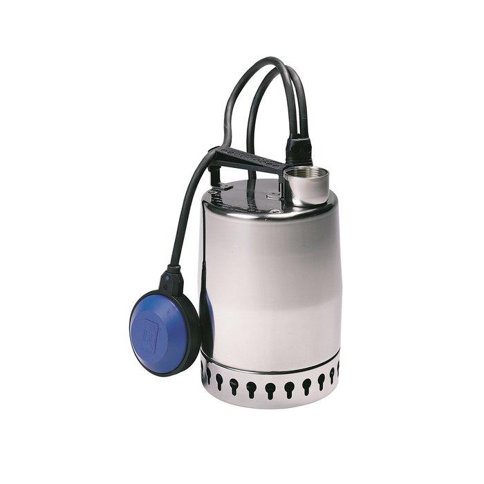 Pompe de relevage submersible portative - Multi-usages - Filetage Femelle