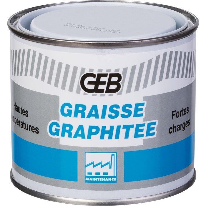 Graisse graphitée - Hautes températures-1
