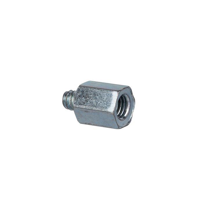 Manchon de réduction pour fixation tube MDR - Filetage F8 / M7 x 150