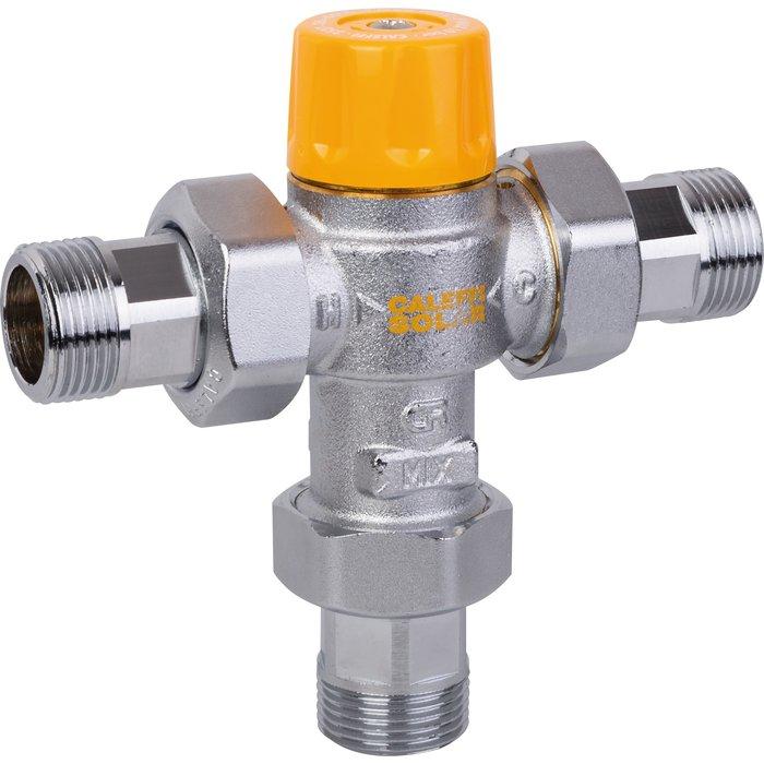 Mitigeur thermostatique pour installation solaire-2