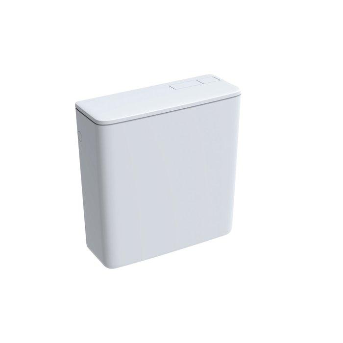 Réservoir WC attenant AP 128 - Double débit-2