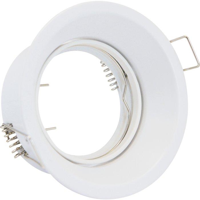 Support de luminaire plafond basse luminance rond