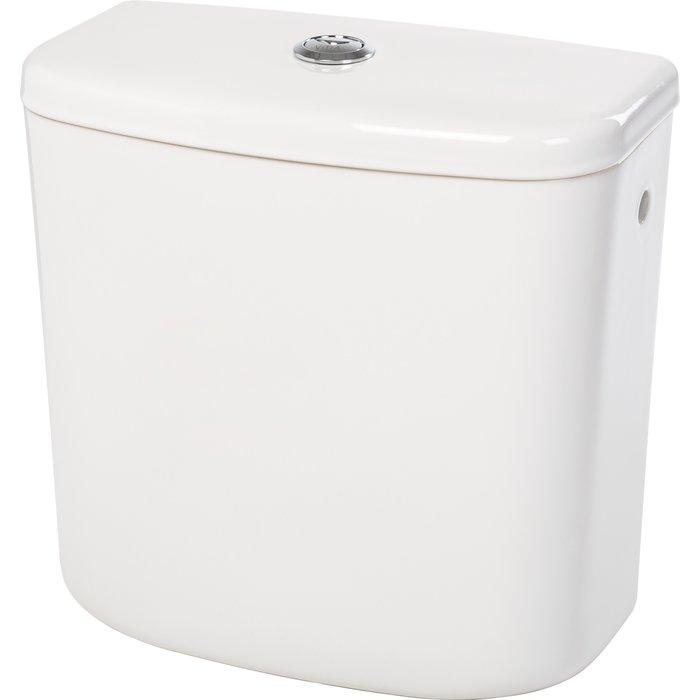 Réservoir WC céramique universel - Mécanisme 3/6 l-3