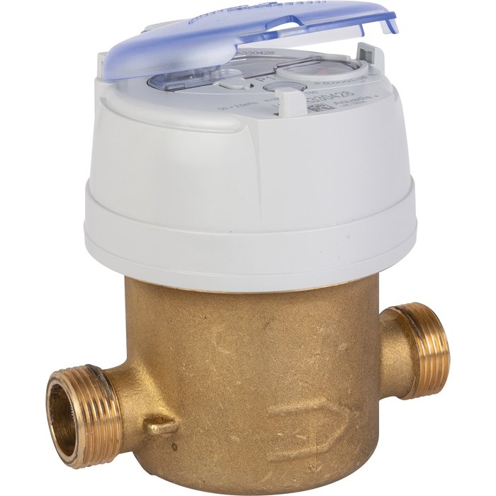 Compteur d'eau divisionnaire volumétrique Aquadis+ - Eau froide-3