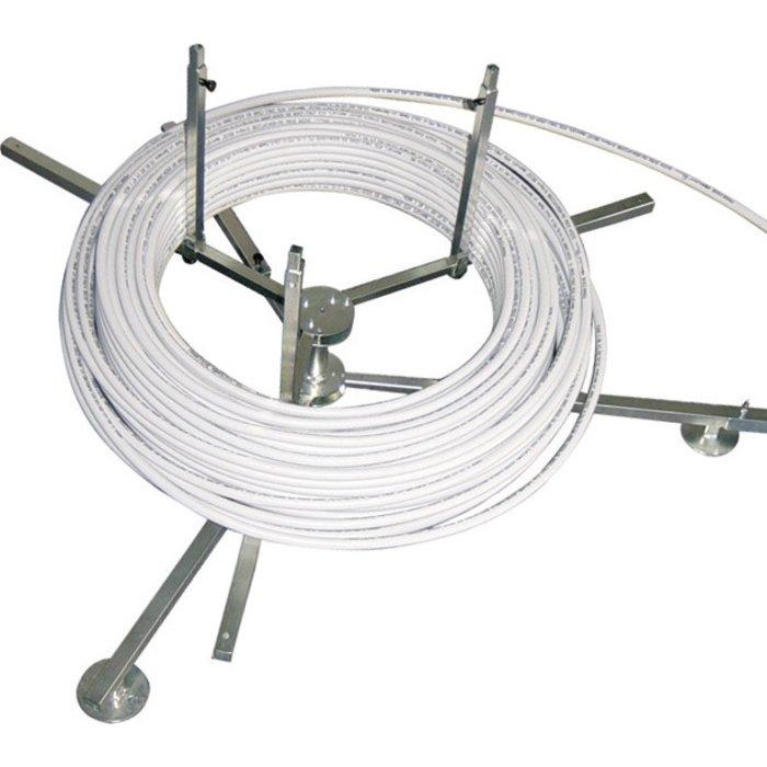 Dérouleur pour tube multicouche - Longueur maxi. 600m