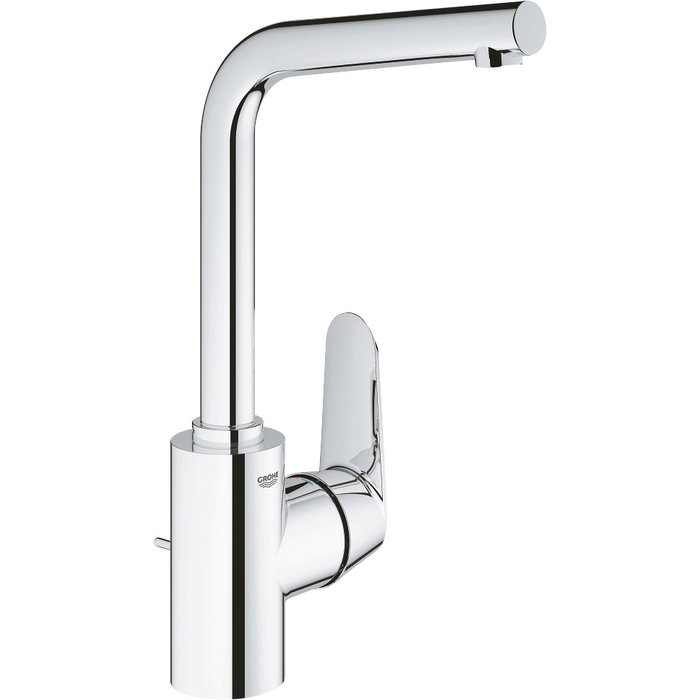 Mitigeur lavabo - Eurodisc Cosmopolitan - Chromé - Bec haut