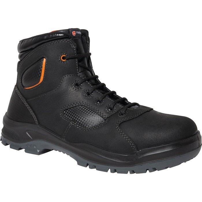 Chaussures hautes de sécurité Treyk - Norme S3 - Noir
