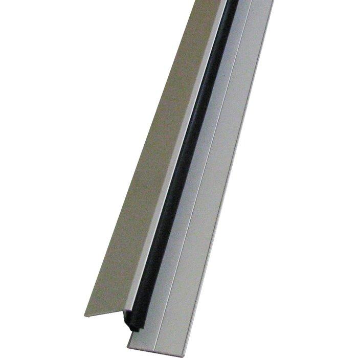 Seuil à encoches PG16 - Aluminium