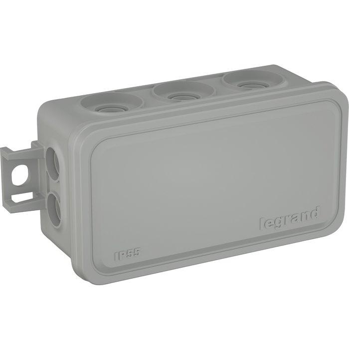 Boîte de dérivation rectangulaire Plexo