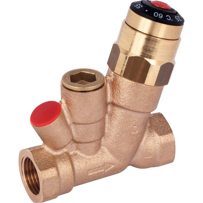 Vanne thermostatique MTCV - Femelle / Femelle